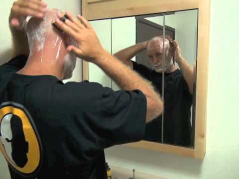 Come radersi i capelli con un epilatore