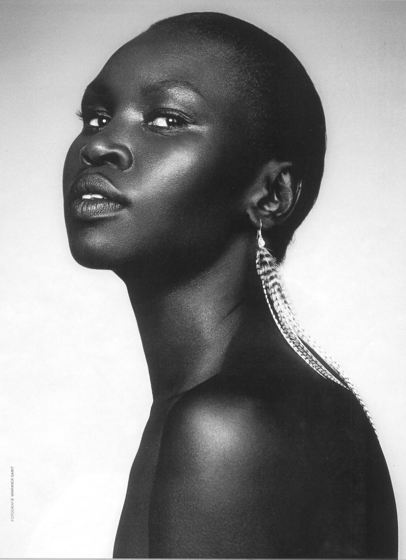 Alcune delle donne rasate più belle del mondo - photo#12