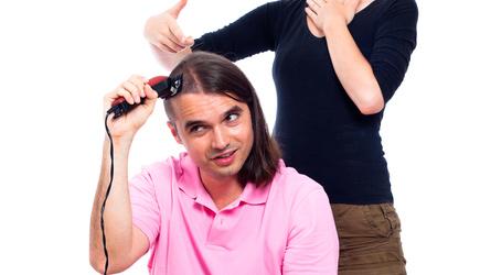 radersi i capelli