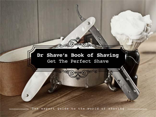 dr shave guida rasatura